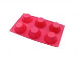 20006 Форма для выпечки кексов 29*17*3,5см