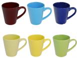 4165 Чашка 6 цветов микс 300 мл