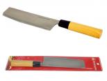 870 Нож с деревянной ручкой для мяса Маруся 30см(лезвие 18*5см)