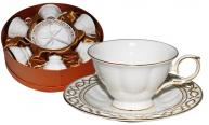 1709 Сервиз чайный 12пр. 220мл Кружево