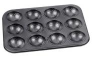 30211 Форма для выпечки кексов 34.5*26*3 см