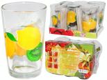 945 Набор стаканов 0,24 л 6шт. (6) Лимон