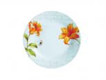 3079-51 Салатник 8' Желтая лилия
