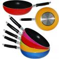 80218 Сковородка WOK с антипригарным покрытием 26 см