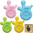 05-023 Часы настенные Детские Тип-Топ кварц.пластик 39*4,5*30 см