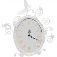 02-222 Часы настенные Эдем метал. круглые (30*4,5*38см)