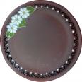 531041 Тарелка Ромашки .19,5 см