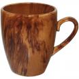 50198 Чашка Европа радуга коричневая 400мл