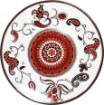 30005-1436 Салатник 7 Лаванда