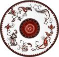 30002-1465 Тарелка 9 Орнамент