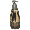888-001 Диспенсер для мыла Африка 450мл. 20,5 * 7 см