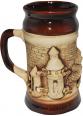 50100 Бокал для пива 920мл Замок