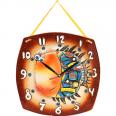 531059 Часы настенные Рыбка 27*27см