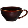 50196 Чашка чайная коричневая 380 мл