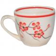 50199 Чашка Одесса рисунок Сакура  240мл