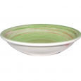 5114-3 Тарелка 8,25 'суп. пастель зеленый