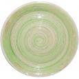5114-1 Тарелка 10,5 'Пастель зеленый