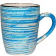 6115 Чашка 360мл Пастель голубая