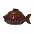 50125 Икорница Золотая рыбка 250мл