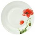 55613 Суповая тарелка 8' Красный мак