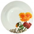 55614 Суповая тарелка 8' Оранжевый мак