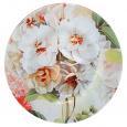 337 Тарелка круглая 8-20см (Цветущая яблоня)