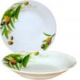 30003-1566 Тарелка 8' суп Оливки