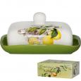 3397-7 Масленка 'Лимон' (Размер: 13*18; h-5,5)