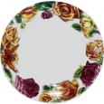 050-07-03 Тарелка 9' Весенняя роза
