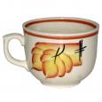 50203 Чашка Сумы рисунок осень коричневая 350мл