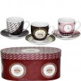 022-12-11 Сервиз кофейный 12пр 'Кофе брейк' (чашка-190мл, блюдце-12,5см)