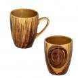 50202 Чашка Суммы коричневая с деколью 'Имена' 350мл
