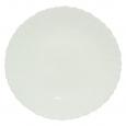 40010-01-08 Тарелка 8,5' белая A2