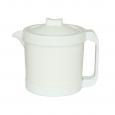 40010-08-10 Чайник 1л белый A1
