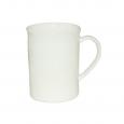 40010-09-330 Чашка Белая 330мл  A1
