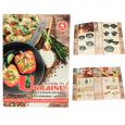 Каталог Посуда 2015 №4/обложка Карамель