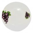 050-23-02 Тарелка 8' Виноград