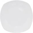 13608 Тарелка белая 10,5 (квадрат) Хорека