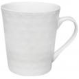 2184-01 Чашка (1) Белая снежинка 200мл