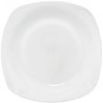 30101-02 Тарелка 8,5 'Белая квадрат