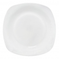 30124-02 Тарелка 8,5 'Белая квадрат