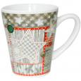 2090-03 Чашка Праздничная 400мл