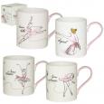 040-02-100 Чашка в подар. упаковке Балерина 380мл