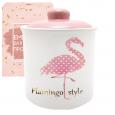 700-11-13 Емкость для сыпучих продуктов 520мл 'Фламинго'