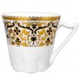 13658-02 Чашка кофейная 80мл Клеопатра