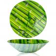 310-3 Салатник круг 9' - 22см (Свежий бамбук)