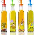 702-5 Бутылка для растительного масла / уксуса 270мл Микс