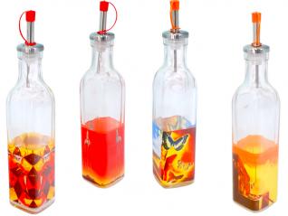 701 Бутылка для растительного масла 0,5 л. (Дали)