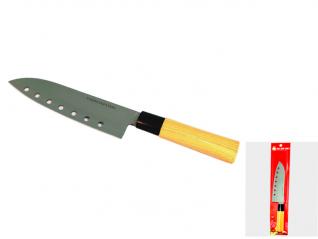 870 Нож с деревянной ручкой для сыра Маруся 29*4,5см