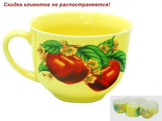 50210 Чашка Аппетитка в ассортименте 500мл